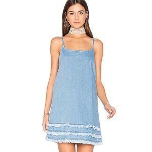 The Fifth Label Empire Denim Dress